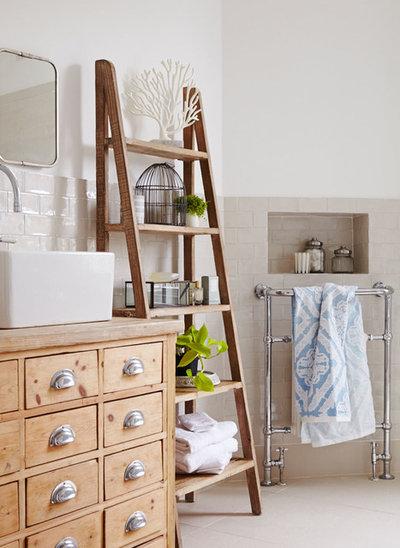20 idees deco pour accessoiriser sa salle de bains avec for Salle de bain design avec campagne décoration magazine