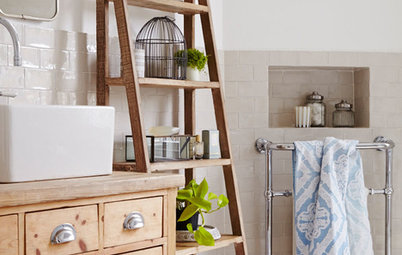8 Creative Alternatives to Standard Bathroom Storage