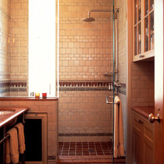 traditional bathroom by Gleicher Design Group
