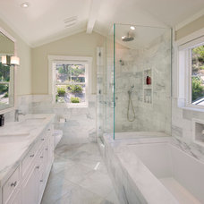 traditional bathroom by D. D. Ford Construction, Inc