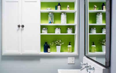 Room of the Day: Kids and Adults Share a Bright 40-Square-Foot Bathroom