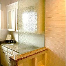 Traditional Bathroom by Cypress Design Co.
