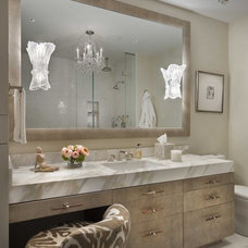 Contemporary Bathroom by GRADE