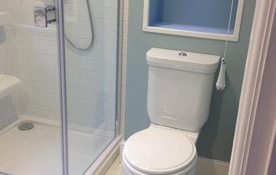 Черные пятна: Как победить грибок в ванной