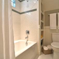 Traditional Bathroom by TTM Development Company