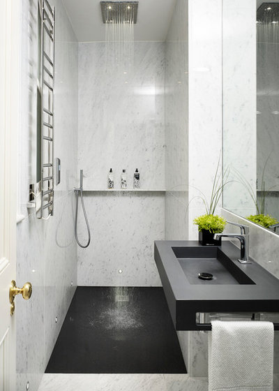 Contemporary Bathroom by The Olive Design Studio