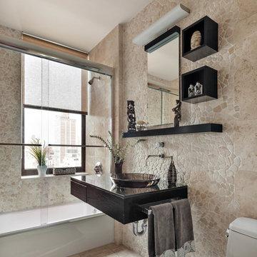 Eclectic Apartment in Manhattan