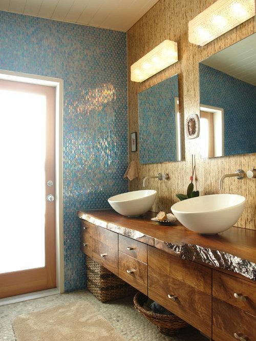 156 tropical los angeles bathroom design ideas remodel for Bath remodel los angeles