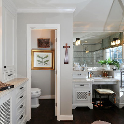 Makeup Storage Ideas on White Makeup Vanity Design  Pictures  Remodel  Decor And Ideas