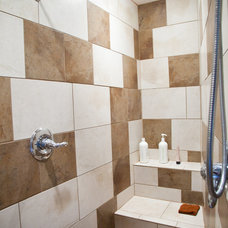 Eclectic Bathroom by Degnan Design Builders, Inc