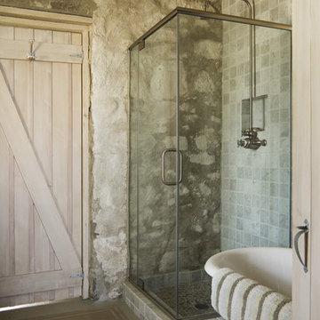Eclectic Bathroom