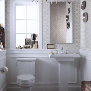 Ispirazione per una stanza da bagno tradizionale