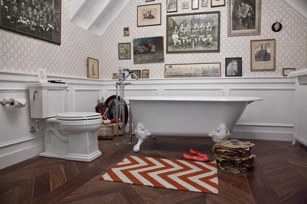 Eclettico Stanza da Bagno Eclectic Bathroom