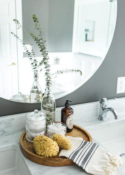 Eklektisk Badrum Eclectic Bathroom