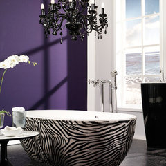 eclectic bathroom by PSCBATH