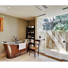 Eclectic Bathroom by Signature Designs Kitchen & Bath