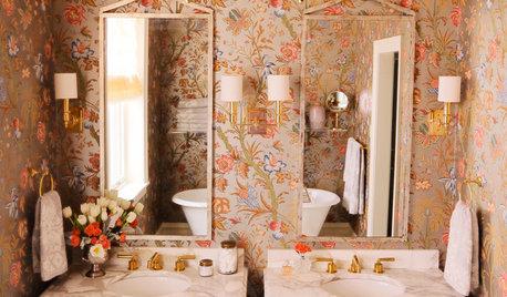 Vanity Flair: 13 Gorgeous Looks for Bathroom Vanities