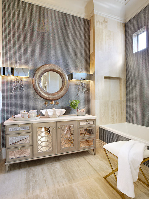 Shell Sink Home Design Ideas Pictures Remodel And Decor