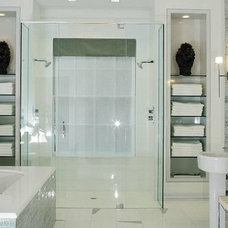 Contemporary Bathroom by LA Signature Home Interiors
