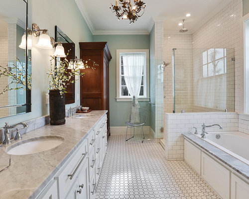 New Orleans Bathroom Design Ideas Remodels Photos
