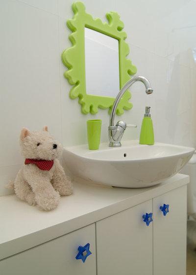 Eclectic Bathroom Eclectic Kids