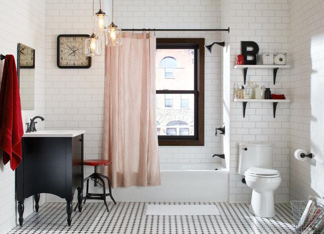 traditional bathroom by Kohler