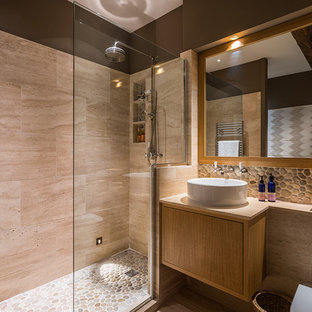 This is an example of a traditional bathroom in Other.
