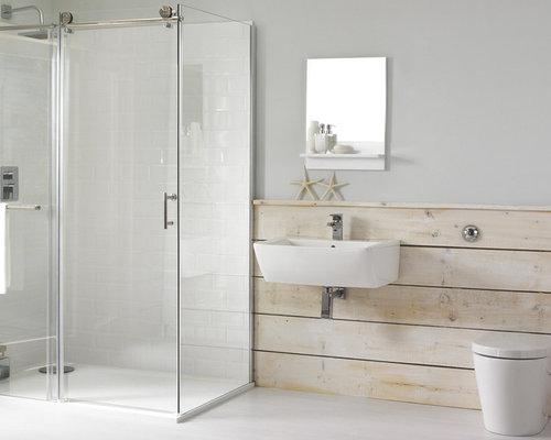 badezimmer mit linoleum und eckdusche design ideen. Black Bedroom Furniture Sets. Home Design Ideas