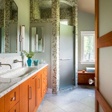Eco-Friendly Bathroom Remodel