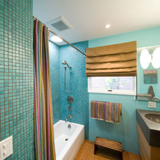 Contemporary Bathroom by Green Goods