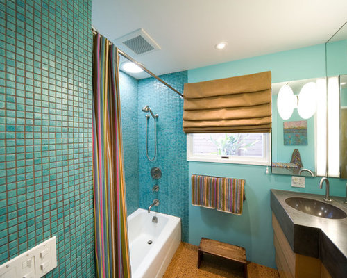 Mustard Yellow Bathroom Design Ideas Remodels Amp Photos