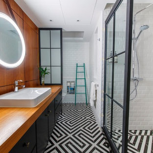 Salle de bain contemporaine Hong Kong : Photos et idées déco ...
