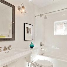 Traditional Bathroom by Eco+Historical, Inc.