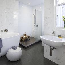 Bathroom by Three Legged Pig Design