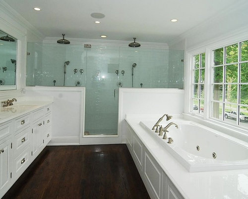 Double Shower Home Design Ideas Renovations Amp Photos