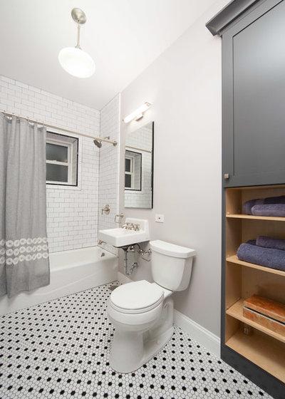 Traditional Bathroom by Chi Renovation & Design