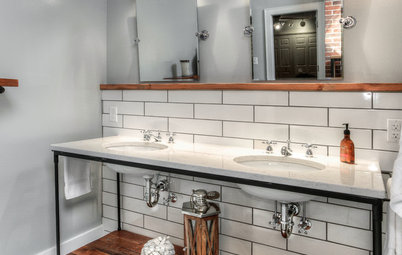 Room of the Day: A Master Bath Replaces an Awkward, Unused Space