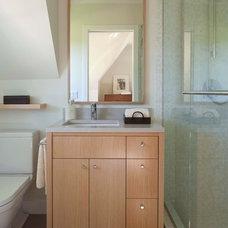 Contemporary Bathroom by Elevation