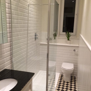 Edinburgh flat bathroom/shower room