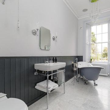 Edinburgh Traditional Grey Bathroom