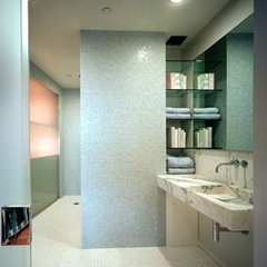 contemporary bathroom by Edward I. Mills & Associates, Architects PC