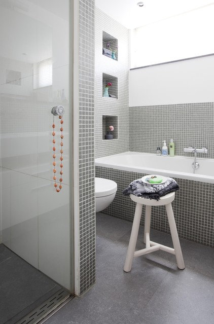 modern bathroom by gosto design & lifestyle