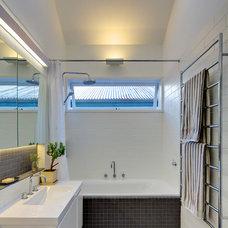 Contemporary Bathroom by Benedict Design