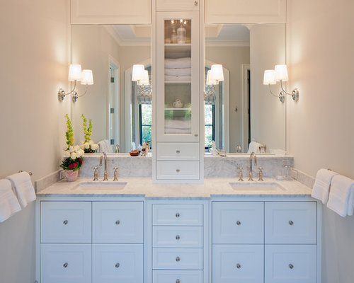 Vanity Towers Design Ideas & Remodel Pictures | Houzz