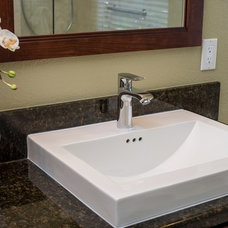 Traditional Bathroom by Remodel Works Bath & Kitchen