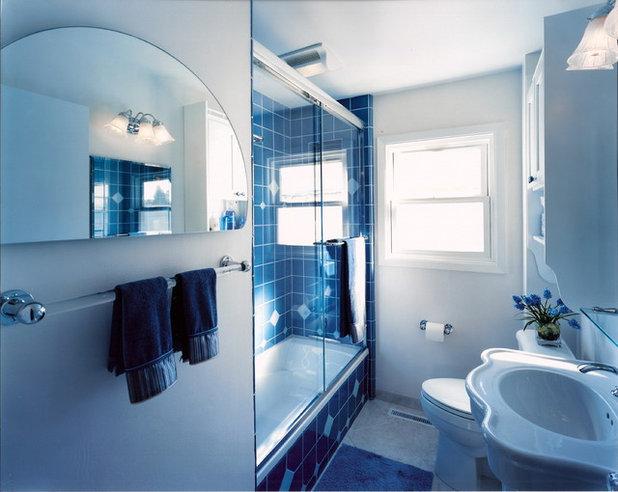 Traditional Bathroom by Design Set Match
