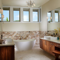 Contemporary Bathroom by Freestyle Interiors