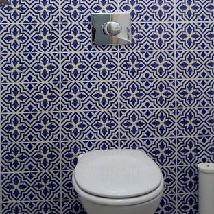 Inspiration for a mediterranean bathroom in Tel Aviv.