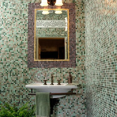 Traditional Bathroom by RDM Interiors
