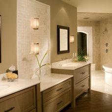 Transitional Bathroom by eric gedney | ARCHITECT